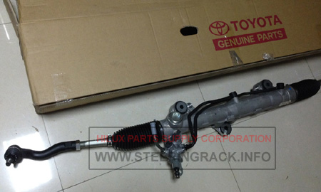 Toyota Land Cruiser VDJ200L Power Steering Rack LHD,44200-60170