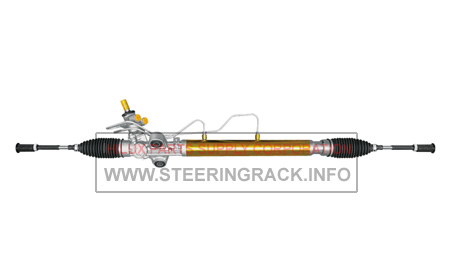 Toyota New Hiace Power Steering Rack Rhd,44200-26491,44200-26540,44200-36050
